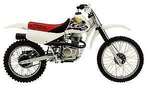 Looking for used Honda XR 100 or 200
