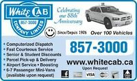 I'm looking for 1 F/T day and 1 F/T night taxi driver in Moncton