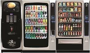 Free on loan Vending Machines 100 plus Staff to Qualify (East Midlands Onlyin Langley Mill, NottinghamshireGumtree - FREE ON LOAN MACHINES We currently have machines ready to be sited, to any company with more than 100 staff (free of charge) no contract, must be East Midlands based. Hot Drinks, Snack, Food, Can/Bottle and water coolers. Subject to site survey. Call...