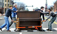 PACK  AND  STACK . PIANO . MOVERS