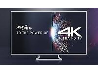 """55""""Philip 4k android tv £300 ,price is negotiable and guaranteed."""
