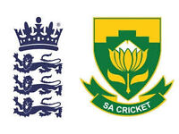 2 x England v South Africa (One Day Cricket), Lords - Mon 29th May - £125 Each