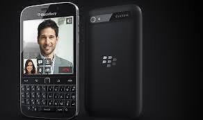 BlackBerry Classic 16gb  Black Unlocked with Warranty!