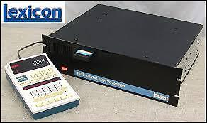 WTB: High End Rackmounted Effects Units Lexicon, Eventide
