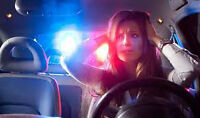 PULLED OVER BY THE POLICE. WHAT DO I DO NOW?
