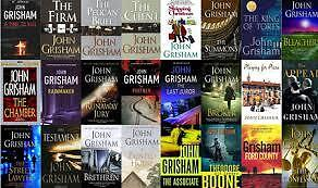 Most popular John Grisham books