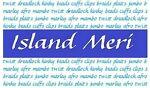 island meri