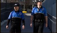 Licensed Security Guards needed