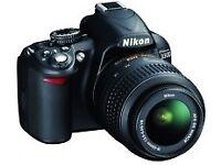 Nikon D3100 Camera & Lens Pack