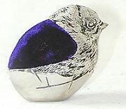 Silver Pin Cushion