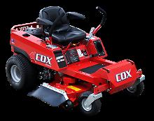 Cox Cruiser Zero Turn