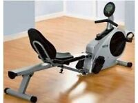 Motive Fitness Combination Magnetic Cycle Rower