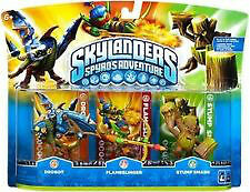 Hard-to-Find Skylanders Spyro's Adventure 3-Packs/Adventure Pack