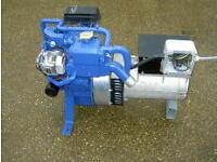 Kubota 7/8kva Generator