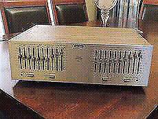Vintage Audio Reflex 20-band equalizer