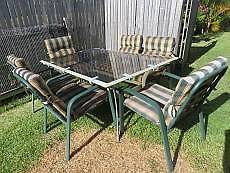6-SEATER OUTDOOR DINING SETTING Redcliffe Redcliffe Area Preview