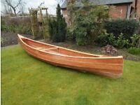 Prospecter Open Canoe