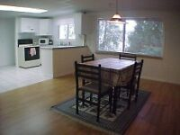 CASTLEGAR - large, 2 BD fully furnished suite for OCT 01, 2015