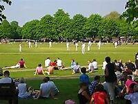 Cricket in West London - Richmond Green