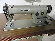 Industrial Sewing Machine and Overlocker