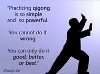 24 Posture Therapeutic Qigong Workshop & Certification!!