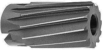 DWR Series Drill America 1-7//16 High Speed Steel Spiral Flute Shell Reamer