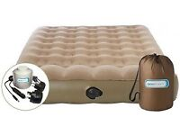 Aerobed Active Inflatable Air Mattress Double