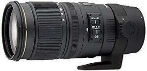 Sigma 70-200mm f/2.8 for Canon