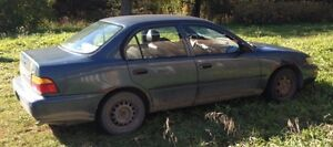 1995 Toyota Corolla Base Other