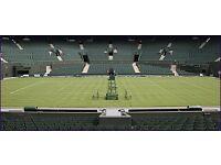 Wimbledon Tickets (Debenture) Tuesday 11th July Ladies Quarter Finals Court 1. Best Seats.