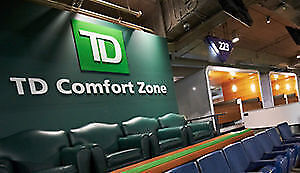 Toronto Blue Jays Tickets TD Club and Premium Infield Every Game