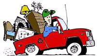 junk removal service's and yard ñ garden maintenance