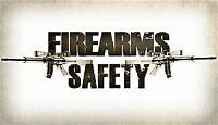 Canadian Firearms Safety Course (Non-restricted and Restricted)