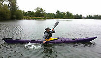 New Winner 17' Serenity Sea Kayak w/Paddle