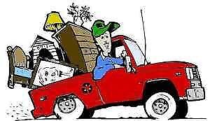 Junk removal and handyman service