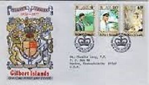 Queen Elizabeth II Silver Jubilee First Day Covers Kitchener / Waterloo Kitchener Area image 3