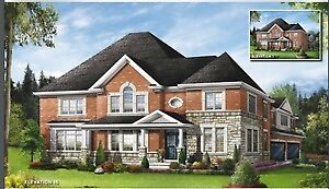 Assignment sale 4 Bed/ 4 Bath Detached Vales of Humber Brampton