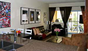 Beautiful, fully-furnished, downtown, luxury condo