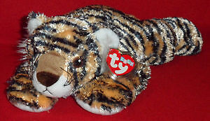 Tygerhugs the tiger Baby Ty stuffed animal - baby safe Kitchener / Waterloo Kitchener Area image 1