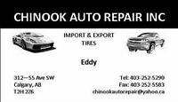 Chinook Auto Repair