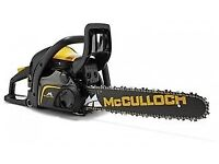 mc cullough chain saw cost £37.99 in summer bought of ebay will accept £145.00