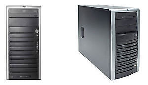 ►► Server01 HP Proliant ML110 G5 Xeon @ 2.66 GHz Server ►►