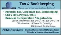 Canadian Personal Income tax Return starting $25