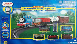 Thomas the Tank Fun with Freight HO Scale Train Set Kitchener / Waterloo Kitchener Area image 1