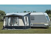Isabella Magnum Moonlight Porch Awning with Carbon Fibre Frame