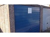 £13pw / £55pcm / £165 per quarter Secure Dry Garage Roach, Clyde East Tilbury