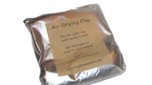 15oz-No-Bake-Air-Dry-Clay-refill-pack-Infant-Child-Hand-Foot-Print-Impression