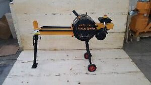 Range Road 7E   7ton fast log splitter