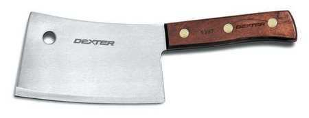 DEXTER RUSSELL 08070 Meat Cleaver,7 In
