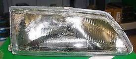 Peugeot 106 MK 1 Hatchback ( 1a, 1c) Offside Front Headlamp